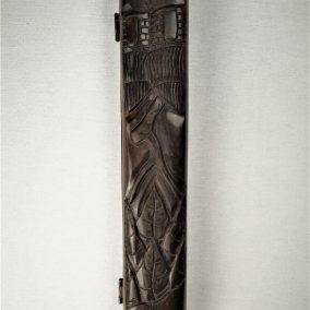 jeu de zongo en bois sculpte - zoom - awa market